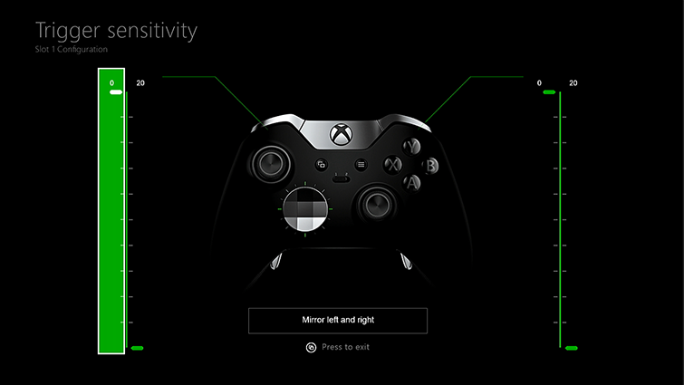 Troubleshoot Triggers on the Xbox Elite Wireless Controller