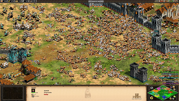 "Age of Empires II: HD Edition. ""Battle at the Gates"", from Steam user Pvt.  Miller ..."