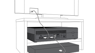 connect xbox one to your home theater or sound system rh support xbox com Xbox 360 Hook Up Diagram Xbox 360 Kinect Hookup Diagram