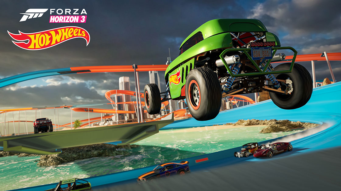 Forza Motorsport Forza Horizon 3 Hot Wheels