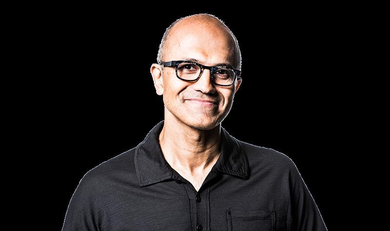 00eb9a1f Microsoft CEO, Satya Nadella