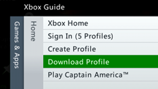 Sådan kan du tilføje eller fjerne en Xbox-profil på Xbox 360