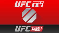 Aplicación UFC.TV en Xbox 360