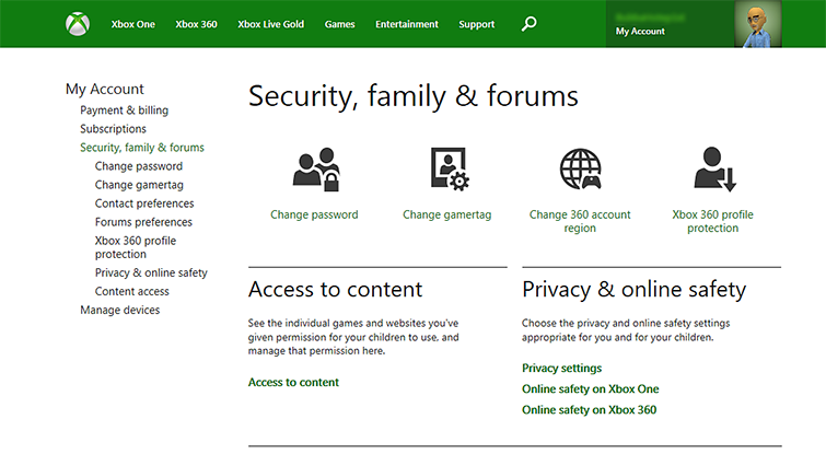 Xbox Live Password Help Xbox Live Password Not Working
