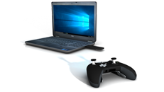 在電腦上使用 Xbox One 無線控制器