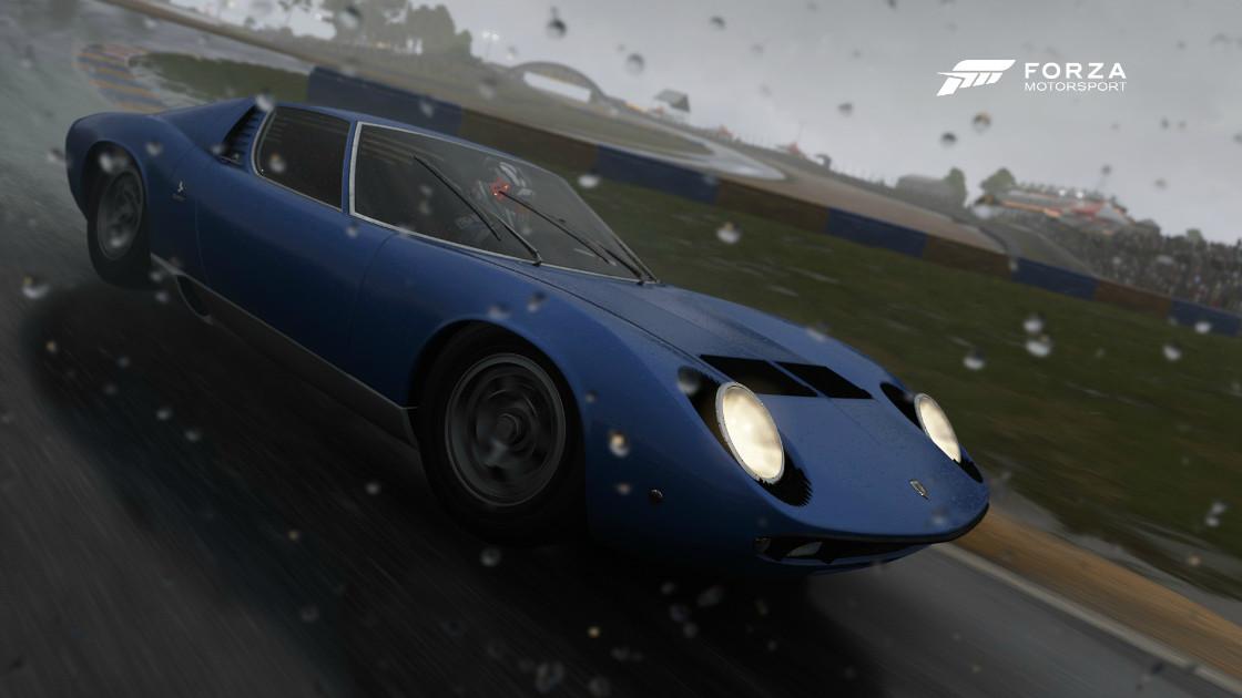 Forza Motorsport 6 Cars