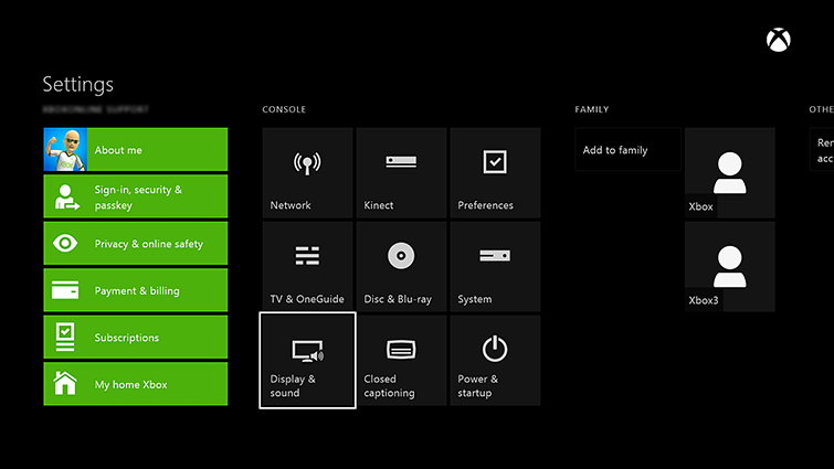 Xbox One Sound Or Audio Quality Problems From Set Top Box