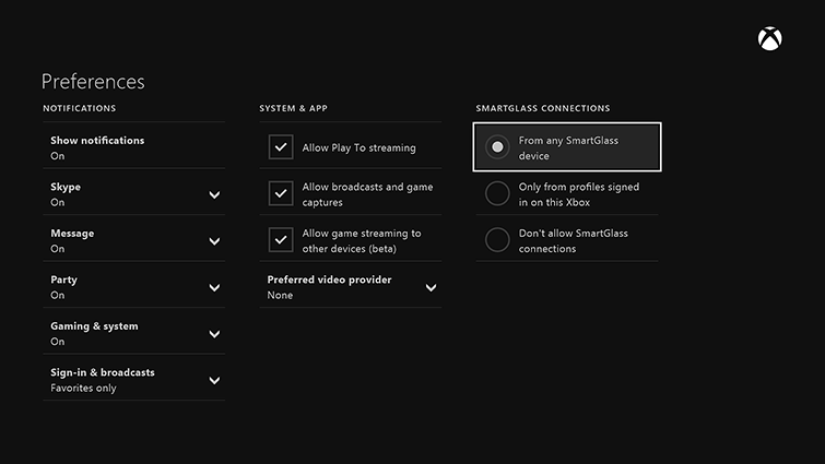 Troubleshoot Xbox App Game Streaming | Xbox App on Windows 10