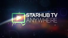 StarHub TV Anywhere app