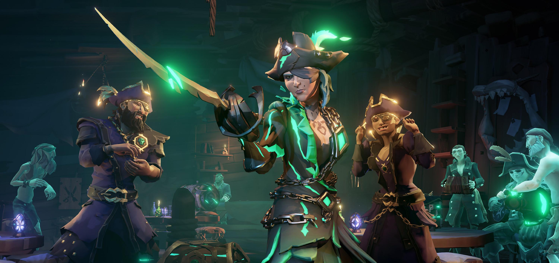 Sea of Thieves - Te damos la bienvenida a Sea of Thieves para Xbox One, Windows 10 y Steam