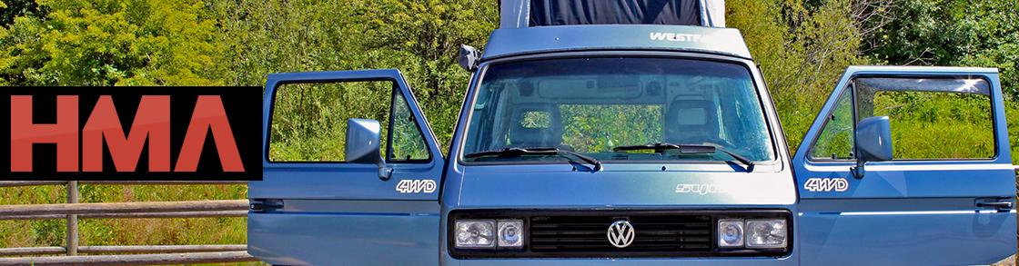 Forza Motorsport - 1988 VW Vanagon Westfalia Syncro