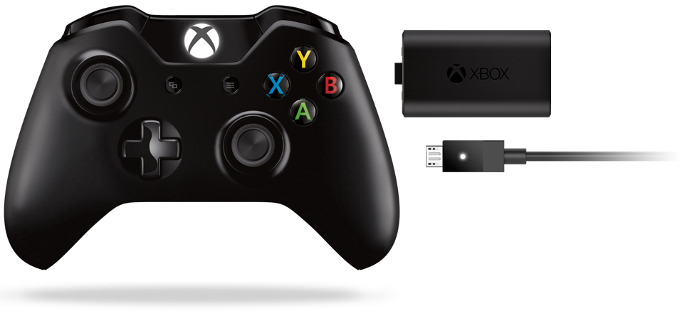 Kit Play and Charge pour manette sans fil Xbox One