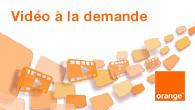 La Vidéo à la demande d'Orange app on Xbox 360