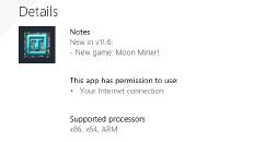 """Windows ストアからゲームまたはアプリをインストールしようとすると、""""お使いの PC は最小要件を満たしていません"""" というエラー メッセージが表示される"""