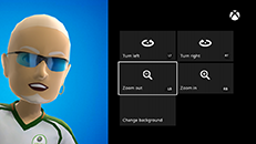How to create and customize an avatar item on Xbox One