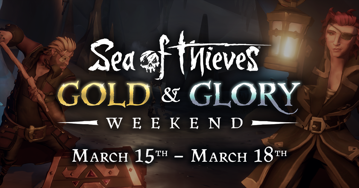 Sea of Thieves: Gold and Glory logo