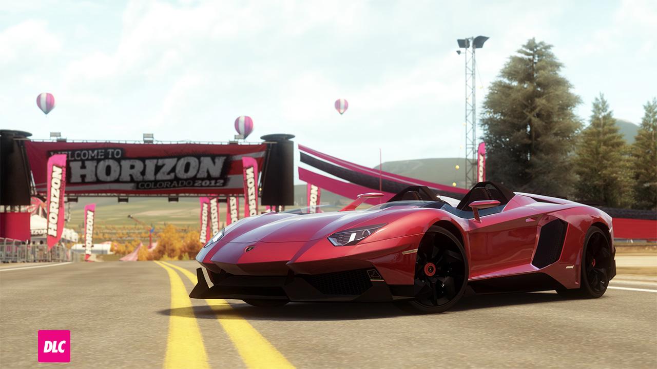Forza Horizon Cars
