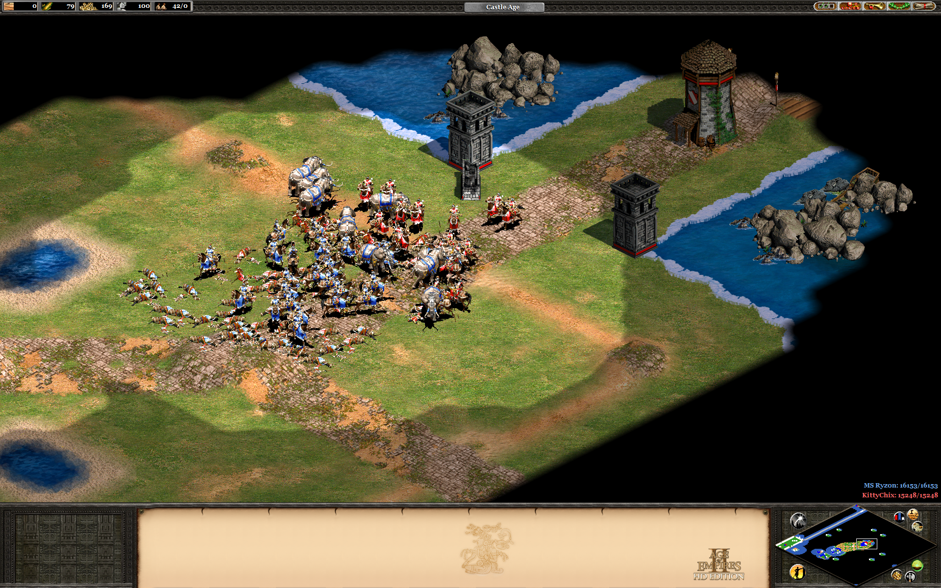 Age of empires 2 hd edition steam