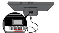 Cómo encontrar el número de serie del sensor Kinect