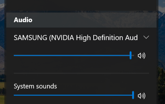 Adjust capture settings on Windows 10