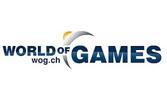 Logo World of Games