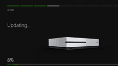 Updating your Xbox One console