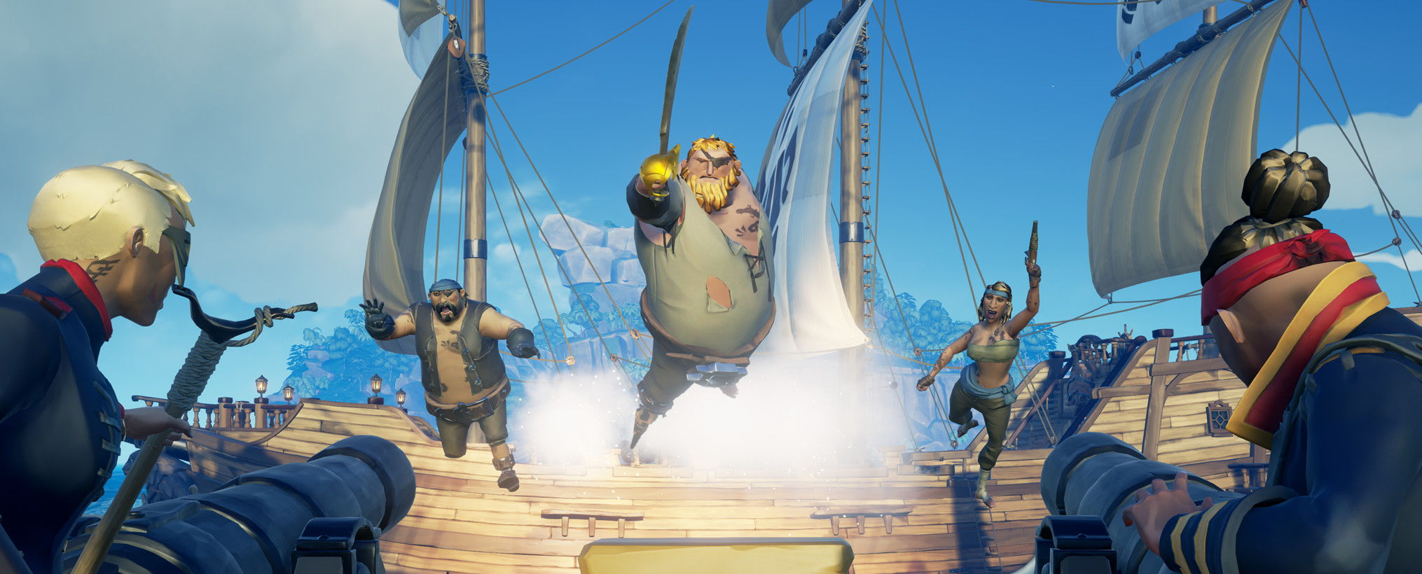 Sea of Thieves The Game