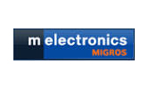 Logo mElectronics Migros