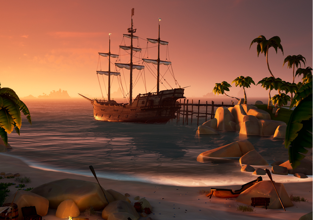 how to download sea of theives