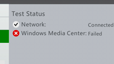 """Configuration Error"" occurs when you try to add a Windows Media Center extender"