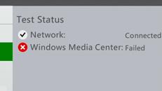 "Windows Media Center Extender를 추가하려고 할 때 ""구성 오류"" 발생"