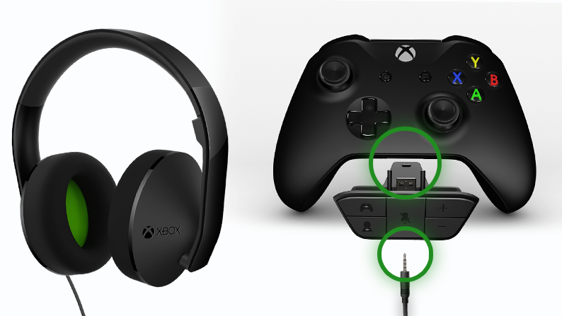 Set up and troubleshoot your Xbox One Stereo Headset and Adapter | Xbox Support