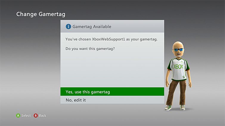 Gamertag Good Name For Xbox Live