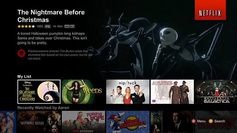 Set up and use the netflix app on xbox 360 watch netflix ccuart Images