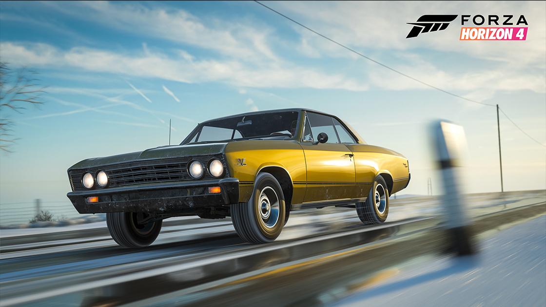 Forza Motorsport - Forza Horizon 4 | Series 8 Update