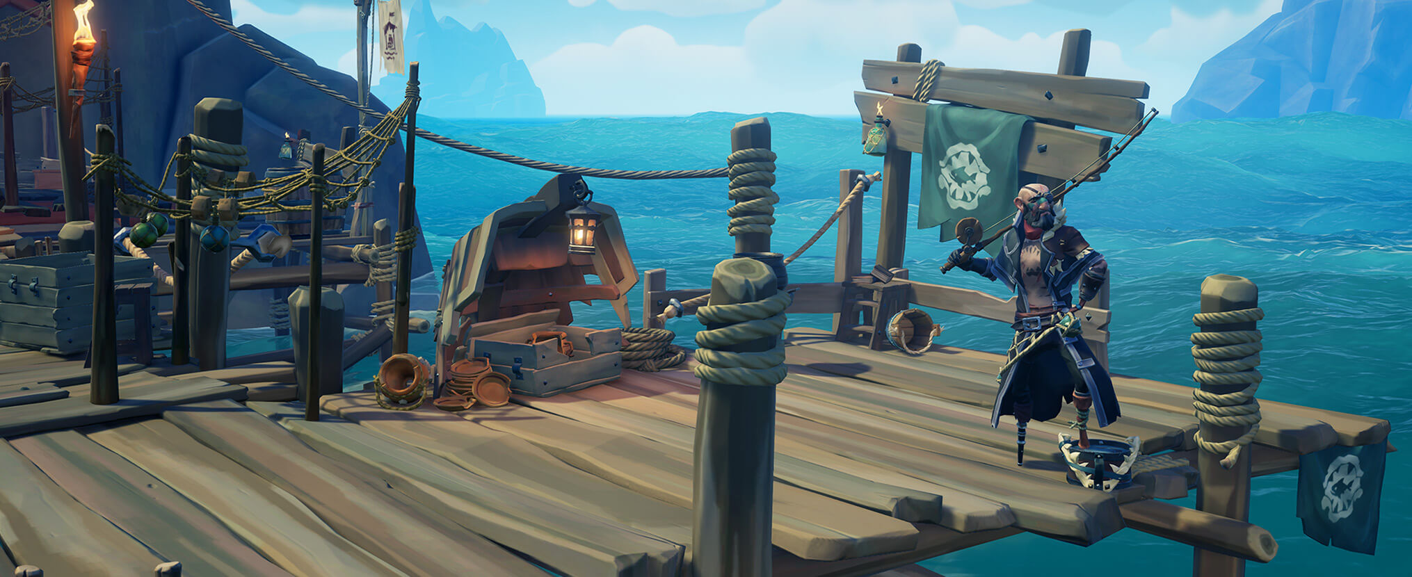 Sea of Thieves - The Adventure