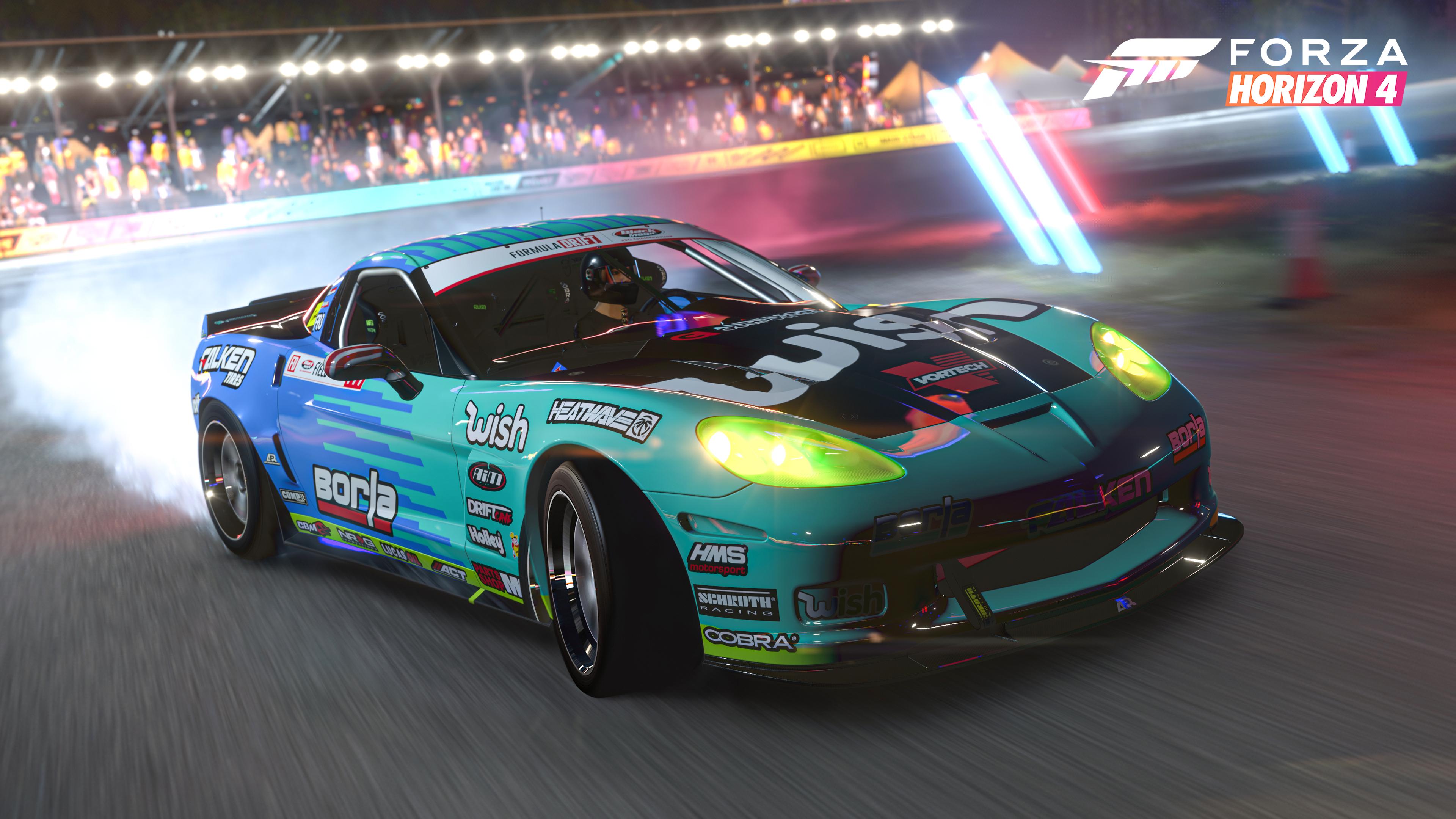 Chevrolet Formula Drift Corvette