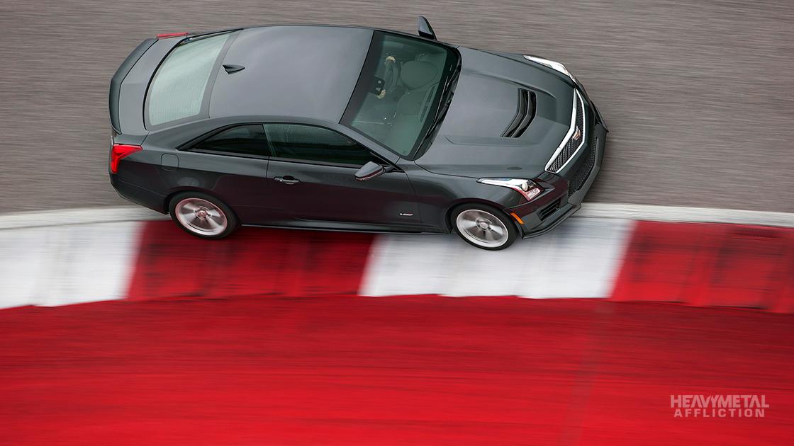 Forza Motorsport - Heavy Metal Affliction - Cadillac