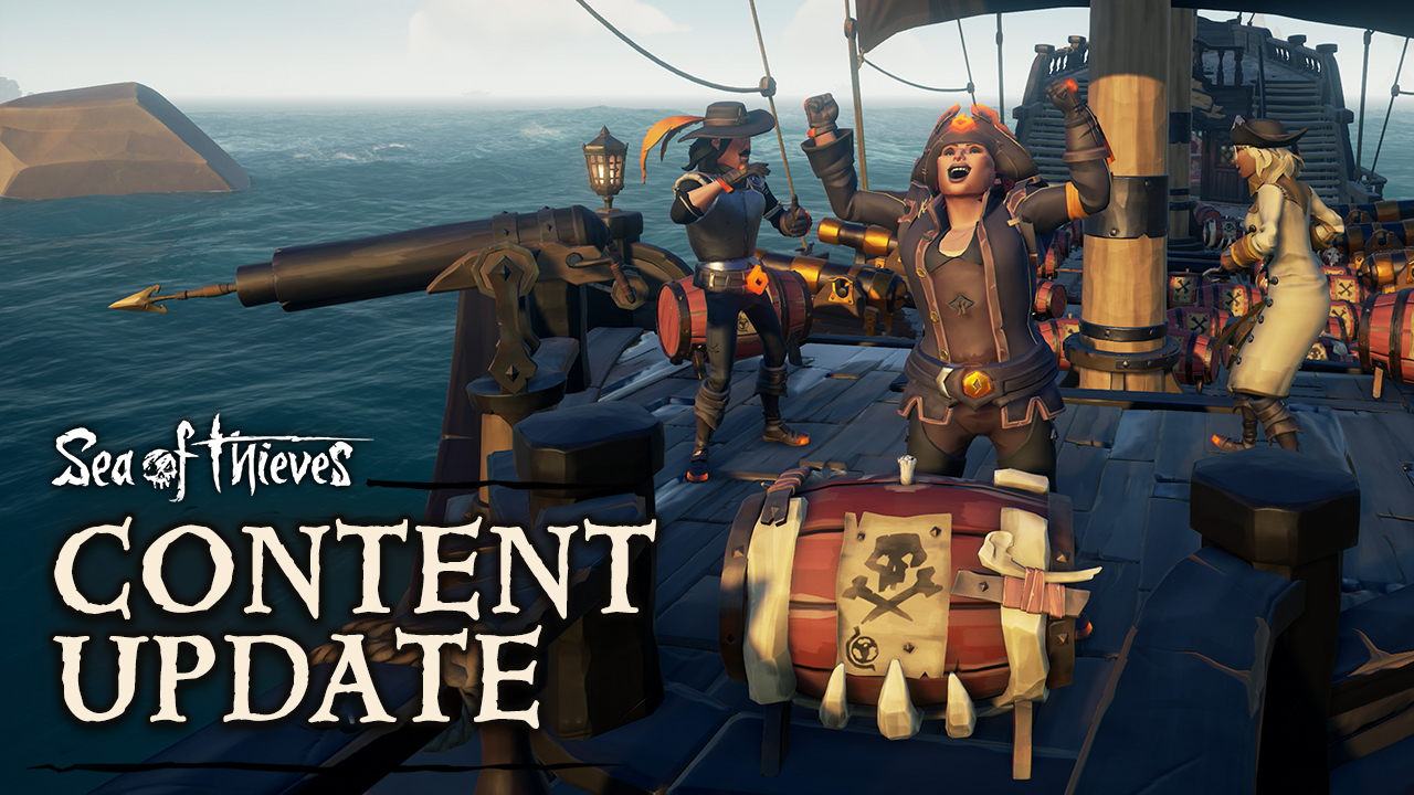 Sea of Thieves - News