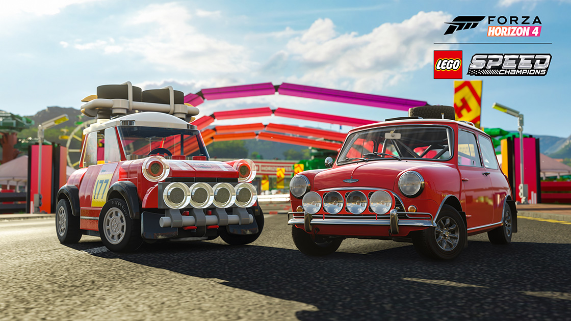 forza motorsport forza horizon 4 lego speed champions. Black Bedroom Furniture Sets. Home Design Ideas
