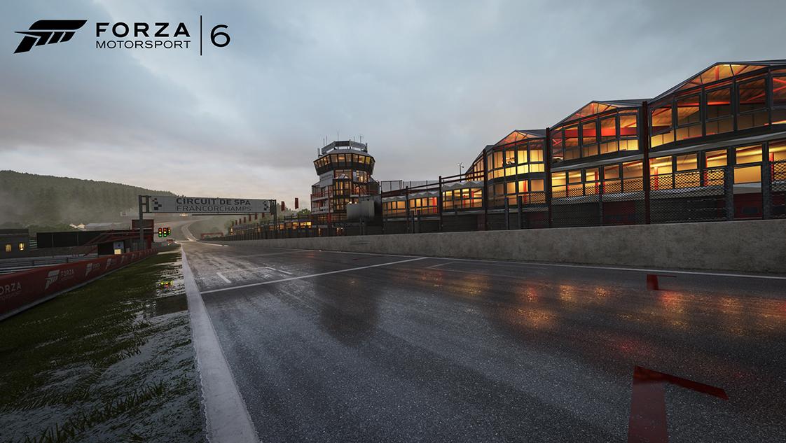 Forza Motorsport 6 Has Gone Gold