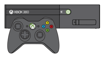 how to connect an xbox 360 controller to your xbox 360 rh support xbox com Xbox 360 Setup Manual Xbox 360 Controller Manual