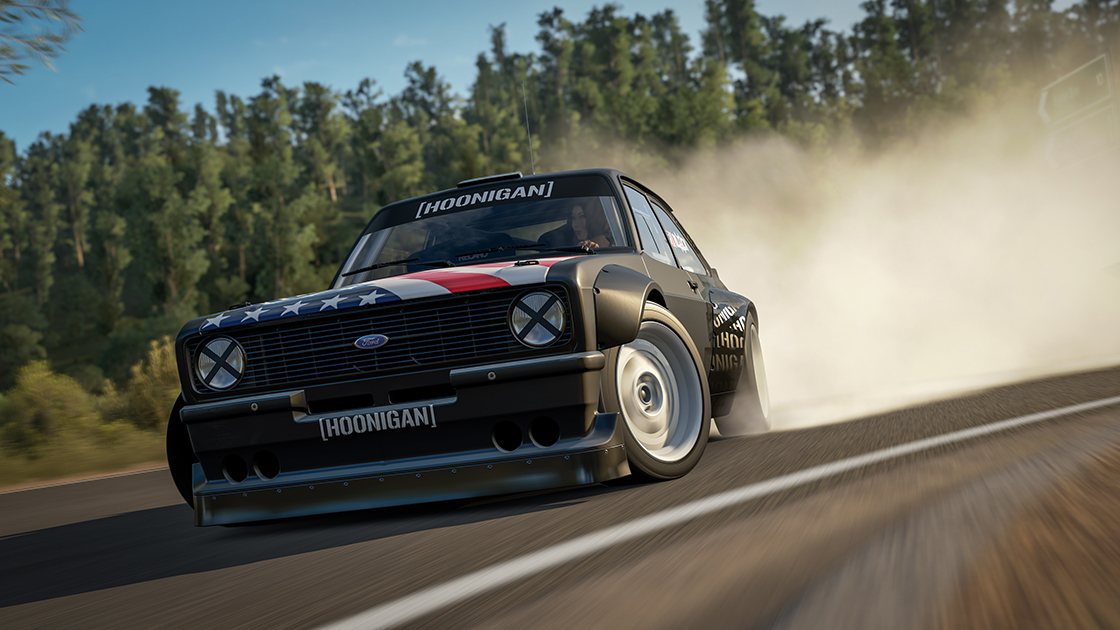 Forza Motorsport - Hoonigan Car Pack