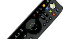 Xbox 360 Media Remote (New)