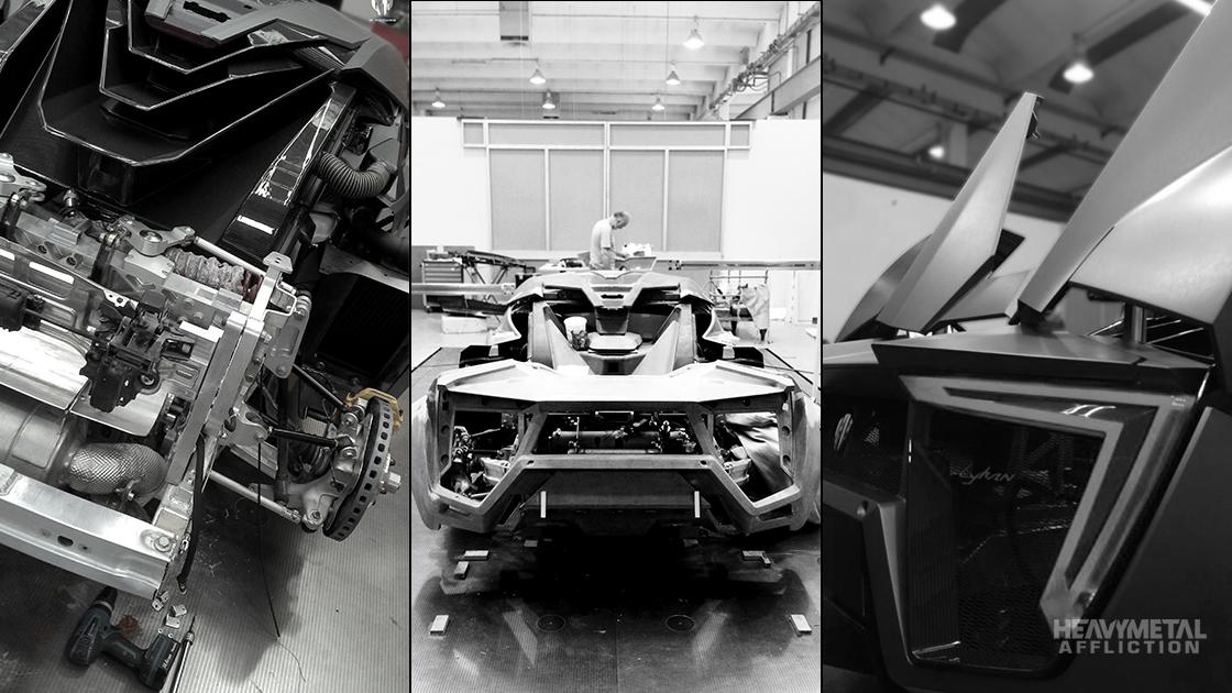 Forza Motorsport - Heavy Metal Affliction - W Motors Interview