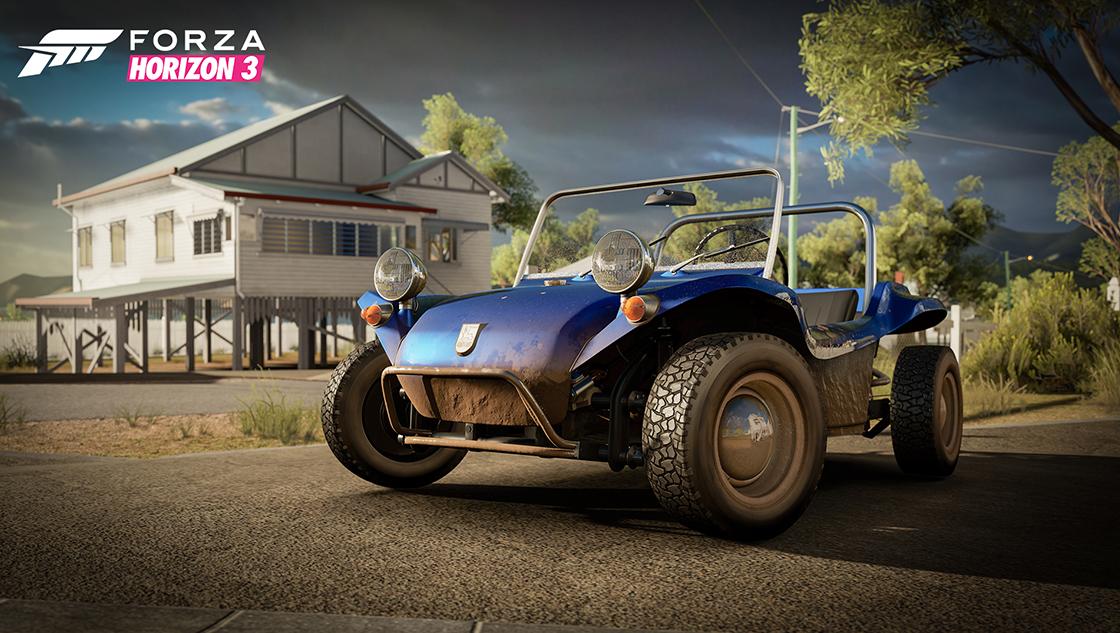 forza motorsport - forza horizon 3 - forza garage - week 4