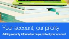 Microsoft 帳戶安全性資訊概觀
