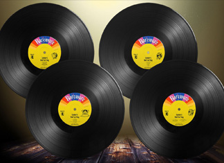 Rare Spinning Up Classic Soundtracks