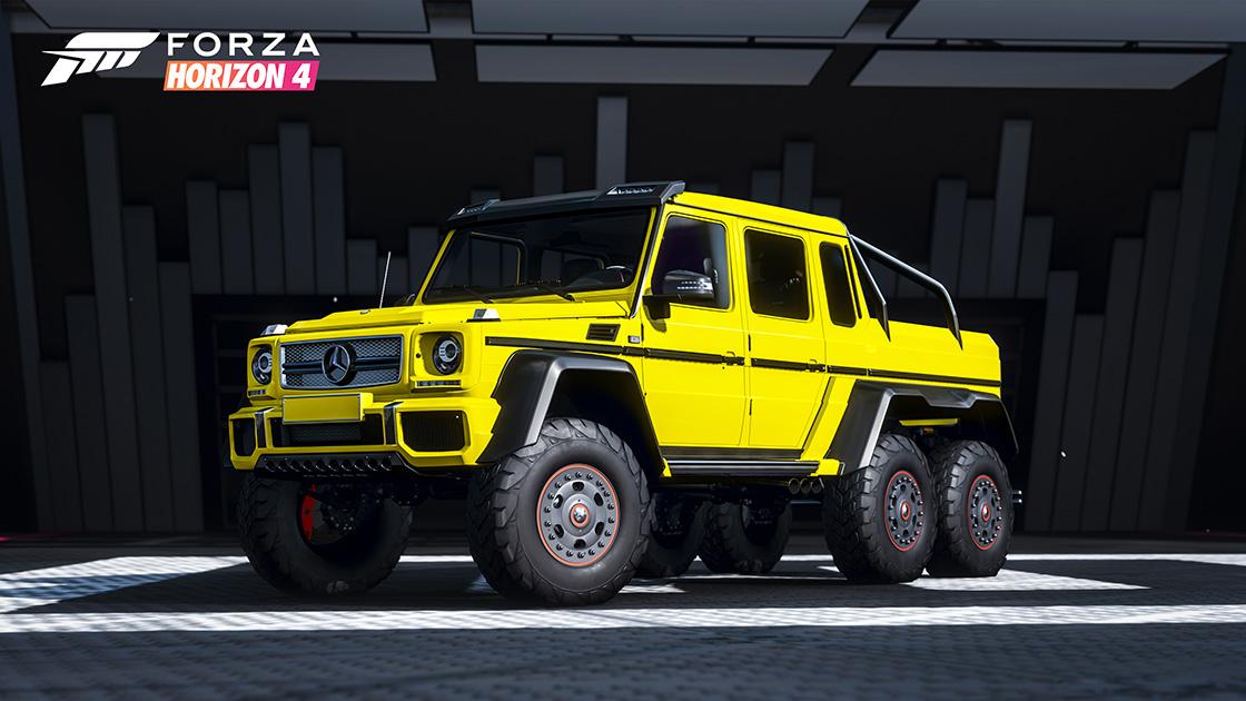Forza Motorsport - Forza Horizon 4 | Series 11 Update