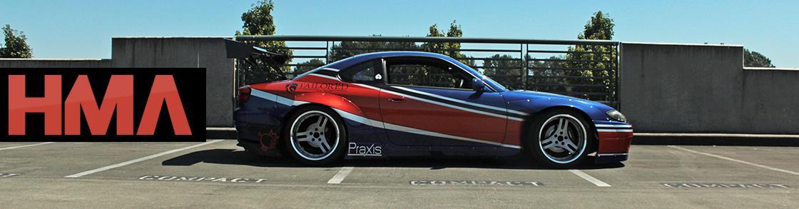 Forza Motorsport Heavy Metal Affliction 2001 Nissan S15